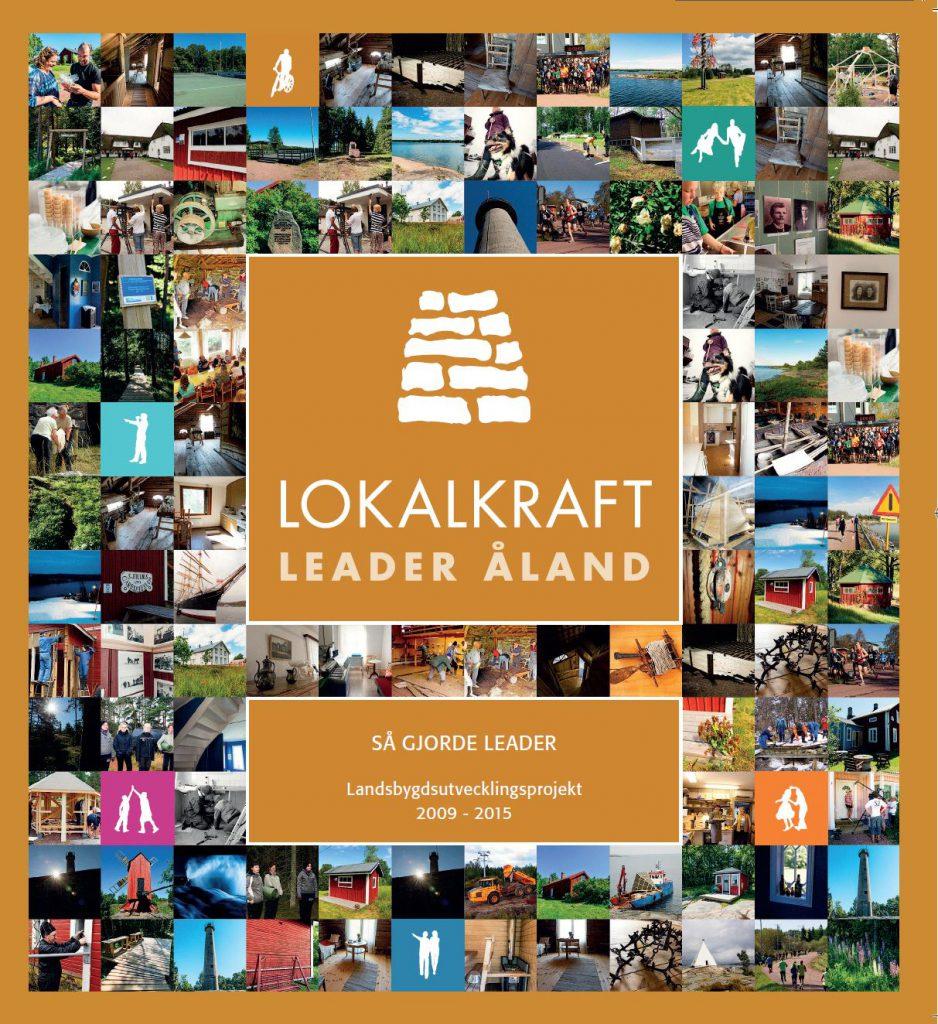 bokomslag leaderprojekt 2009-2015