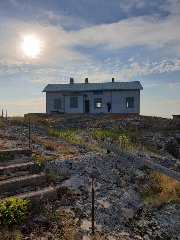 hus på Stora Båtskär