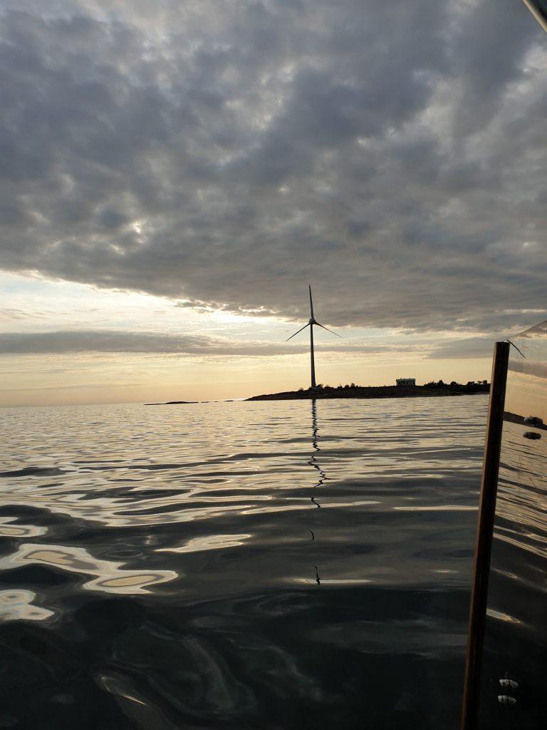 vatten och vindkraft