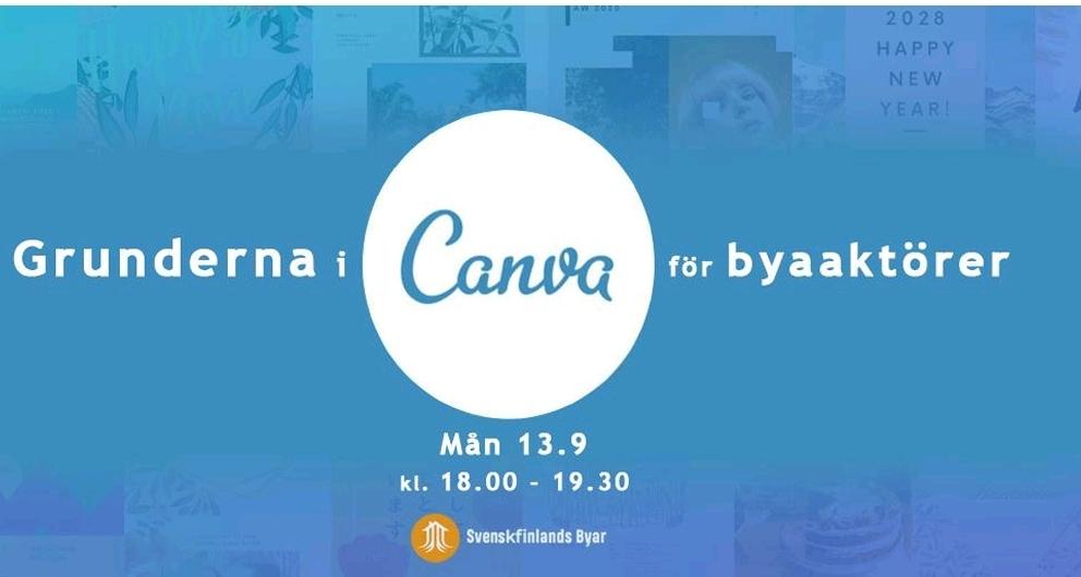 Läs mer om artikeln Lär dig grunderna i Canva