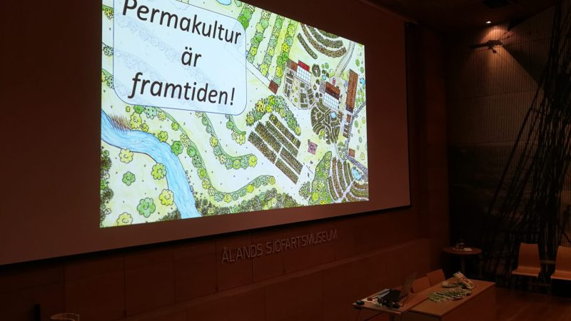 Permakultur föreläsningen